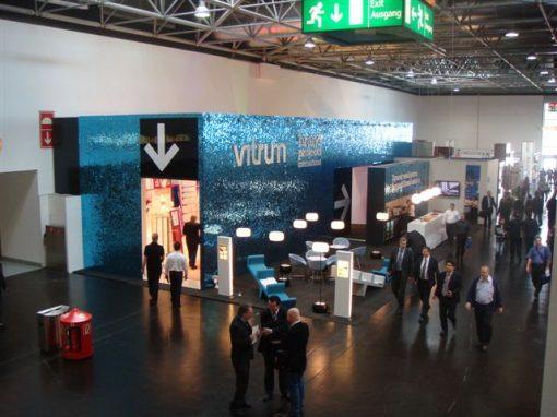 Euroshop Trade Fair, Vitrum & Brand Projects International