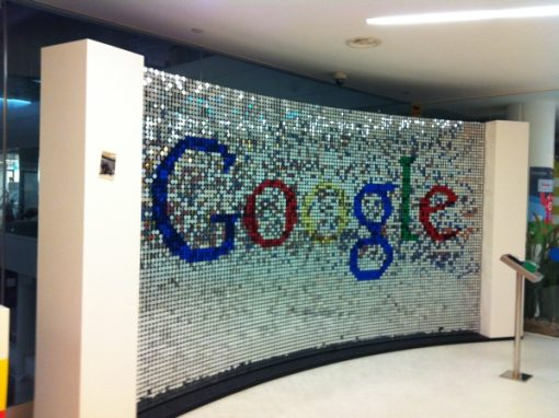 Google Sign, Benguela Event