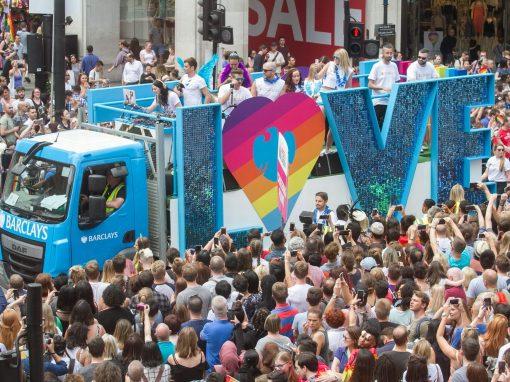 Barclays Bank- London Pride 2017